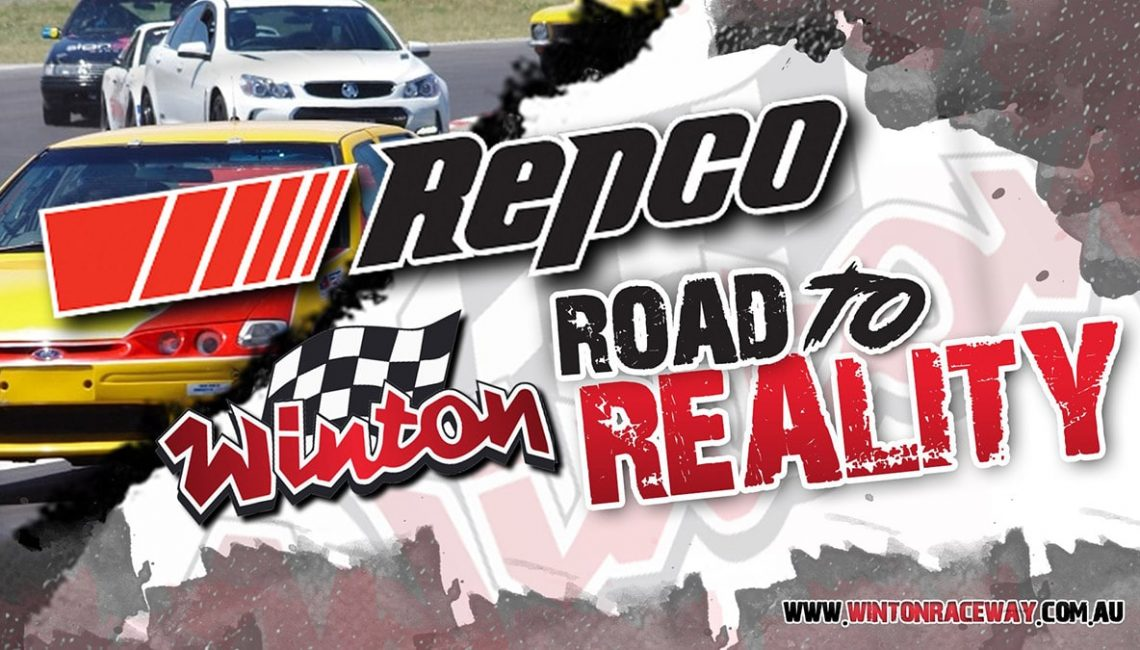 Repco road to reality