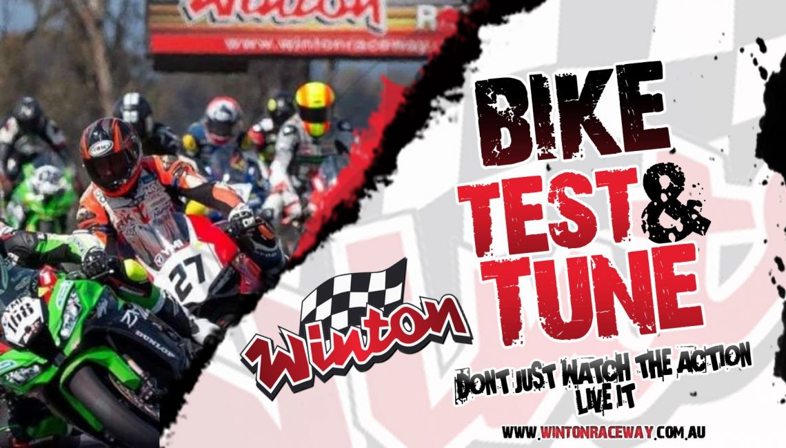 bike test and tune flyer